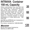 Intravia Containers by Baxter: Recall - Particulate Matter