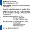 Gabapentin Capsules, USP 300 mg, by Aurobindo Pharma USA: Recall - Complaints of Empty Capsules