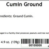 "Zenobia Company LLC. Issues Allergy Alert on Undeclared Peanut Protein in ""My Spice Sage Cumin Ground"""