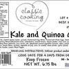 Garden Lites Issues Allergy Alert on Undeclared Peanuts in Garden Lites Kale & Quinoa Soufflé, Garden Lites Southwestern Soufflé, Garden Lites Veggie Chili & Cornbread Melt, Garden Lites Kale & Brown Rice Veggie Bites & Classic Cooking Kale and Quinoa Veg