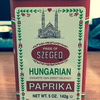 Spiceco Issues A Correction Regarding Allergy Alert On Undeclared Peanut Allergen In 5 Oz. Containers Of Pride Of Szeged Sweet Hungarian Paprika Lot #091617PAHU05PS and Lot #091717PAHU05PS
