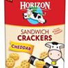 WhiteWave Foods Voluntarily Recalls Horizon Cheddar Sandwich Crackers