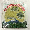 Urgent: El Popocatepetl Ind., Inc. issues an allergy alert on Undeclared Milk and Yellow #5 in 8 in. Sundried Tomato, Spinach Pesto, and Chipotle Wraps