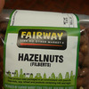 "Fairway ""Like No Other Market"" Recalls Fairway Brand Raw Hazelnuts (Filberts) Because of Possible Health Risk"