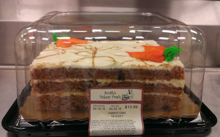 whole foods carrot cake