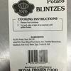 Royal Frozen Food Recalls Blintzes Due to Undeclared Milk