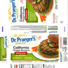 Dr. Praeger's Sensible Foods Issues Allergy Alert for Gluten Free California Veggie Burger Due to Undeclared Soy