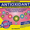 VRVK Nutraceuticals, LLC Issues Allergy Alert on Undeclared Crustacean Shellfish and Milk in Two Lots of Ultimate Antioxidant Tablets